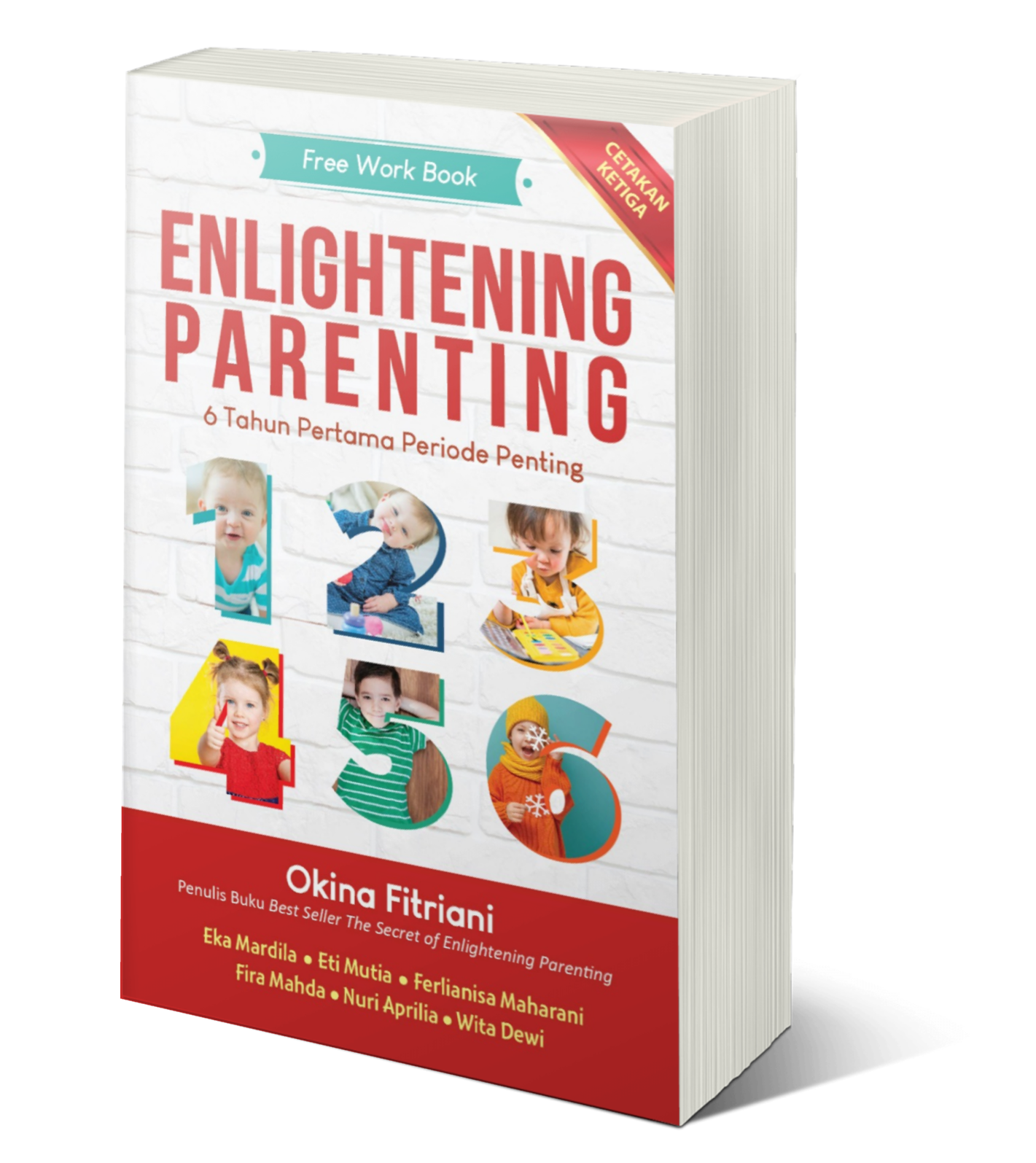 Buku Enlightening Parenting 6 Tahun Periode Penting